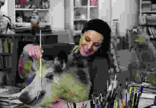 Gerda Dendooven Copyright Evelien Deraedt
