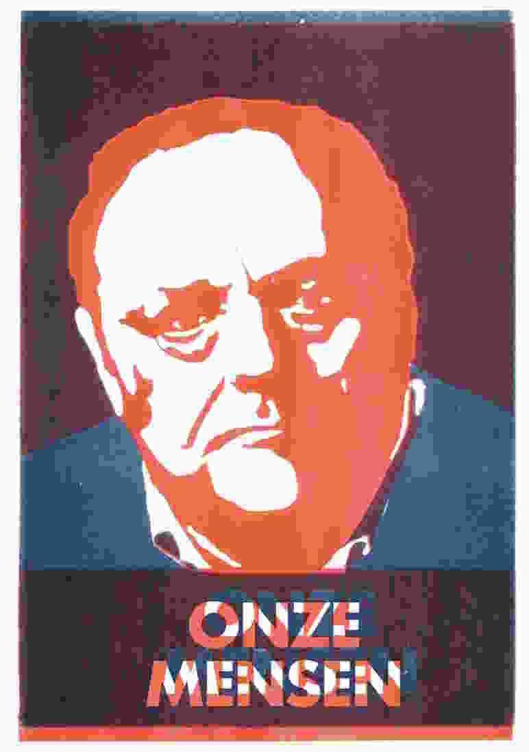 Poster Onze Mensen Rekto Klein