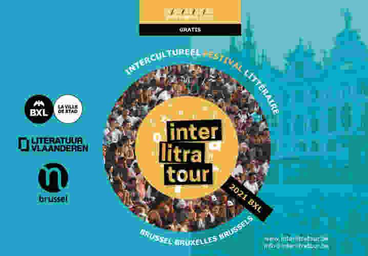 Interlitratour 9 13 November 2021 Horizontale Poster