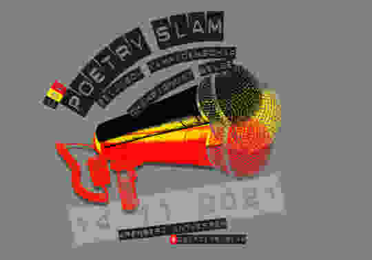 Bk Poetry Slam Visual Advertentie Vermeylenfonds Website